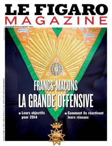 francs-maçons figaro magazine