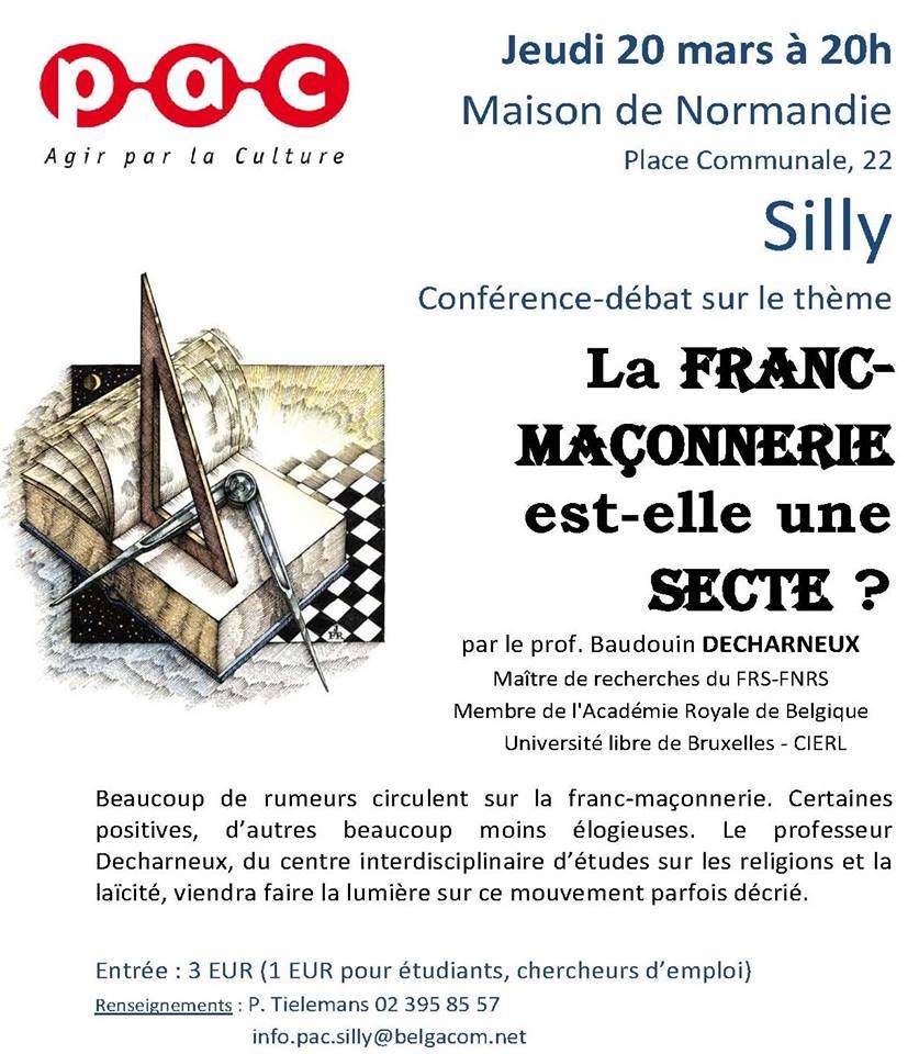 franc-maconnerie secte