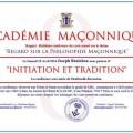 academie maçonnique avril14