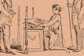 SERMENT MACONNIQUE : CHEMIN DE L'ESPOIR