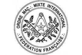 Conférence à Tours Le Droit Humain :  une franc-maçonnerie mixte