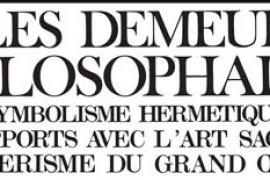 Les Demeures Philosophales  de Fulcanelli