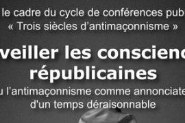GODF : Réveiller les consciences républicaines