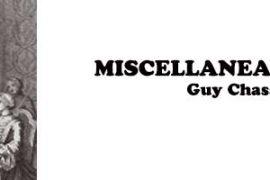 Miscellanea Macionica : Pourquoi les Mopses aboyaient-ils ?