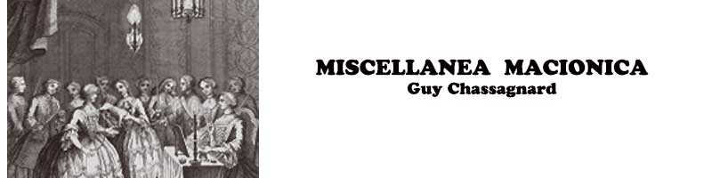 MISCELLANEA--MACIONICA-
