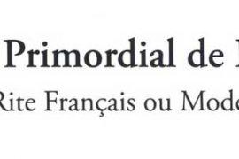 Le Rit Primordial de France dit Rite Français ou Moderne