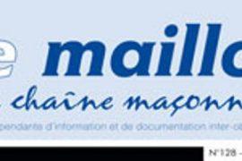 Le Maillon de la Chaîne Maçonnique N° 128