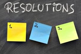 15 BONNES RESOLUTIONS…