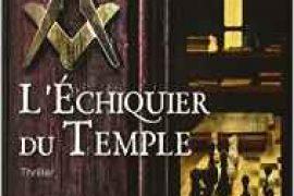 L'échiquier du Temple – Jean-Luc Aubarbier