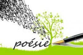 Poésie : Il est toute sorte de mots