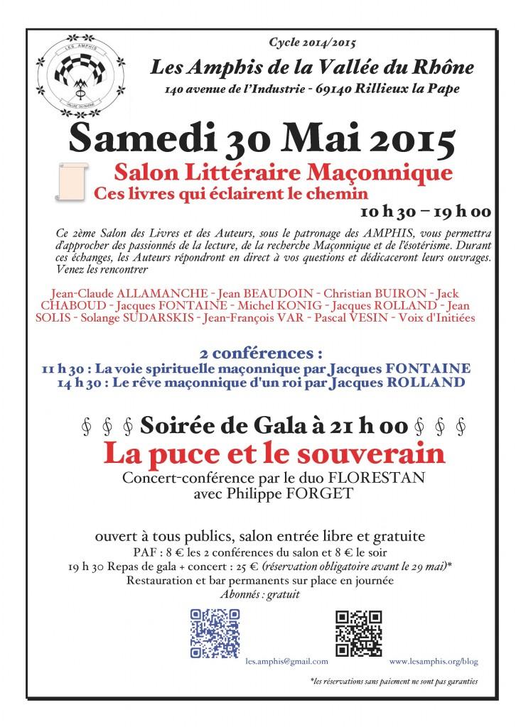 Affiche Samedi 30 mai globale