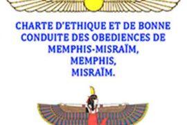 Grande Loge Française de Memphis – Misraïm et la Charte Ethique