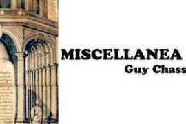 Miscellanea Macionica :  Est-il bien séant de rendre hommage à Henry Andrew Francken?