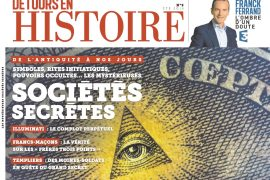 Détours en Histoire : les sociétés secrètes (et les francs-maçons)