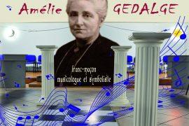 Conférence : Amélie Gédalge, franc-maçon musicologue et symboliste