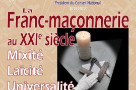 Droit Humain : La Franc-maçonnerie au XXIe siècle : mixité, laïcité, universalité
