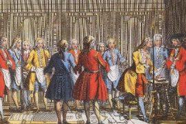 Mongenan: les Francs-Maçons et la Révolution