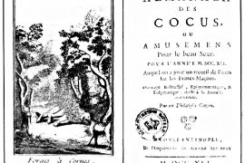 Miscellanea Macionica :  Quelles ont été les premières divulgations maçonniques ?