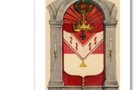 27e grade du REAA, le Commandeur du Temple par Pierre Mollier