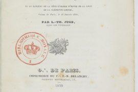 Livre maçonnique gratuit du mercredi : La bataille de Waterloo – fragment historique lu au banquet de la fête d ordre d hiver