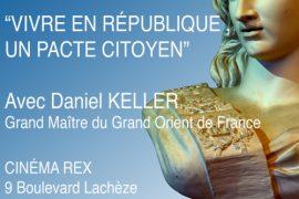 Conférence : Vivre en République, un pacte citoyen