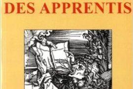 Le silence des apprentis de Joël Jacques