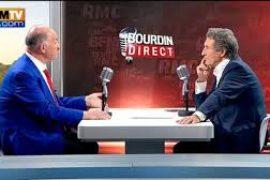 Alain Bauer face à Jean-Jacques Bourdin sur BFMTV et RMC
