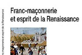 Points de Vue Initiatiques N° 177 : Franc-maçonnerie et esprit de la Renaissance