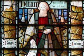 Miscellanea Macionica : Hiram – Comment est-on passé de l Histoire au Mythe ?