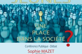 Conférence Doit Humain : Jeunes : une place dans la société ?