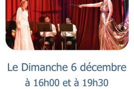 Bruxelles – La Flûte Enchantée – Mozart à la Loge