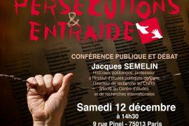 Conférence Droit Humain : Persécutions et Entraide