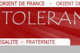 Site la loge maçonnique La Tolérance à Pau