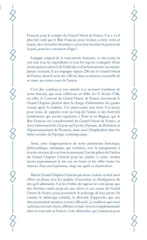 JOABEN N°6 Edito 2