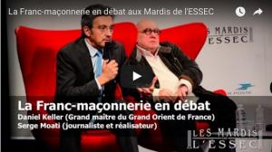 La Franc maçonnerie en débat aux Mardis de l ESSEC YouTube