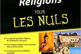 LES GRANDES RELIGIONS POUR LES NULS de Jean-Christophe Saladin