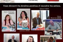 Detrad vous donne rendez-vous au Salon du livre de Paris