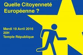 TBF Paris : Identité – souveraineté – solidarité : quelle citoyenneté européenne ?