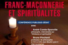 Conférence Droit Humain : Franc-maçonnerie et spiritualités
