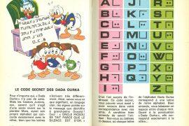 L'alphabet Dada Ourka ou Alphabet maçonnique