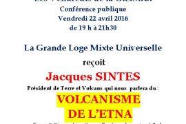 Vendredis de la GLMU : Volcanisme de l Etna