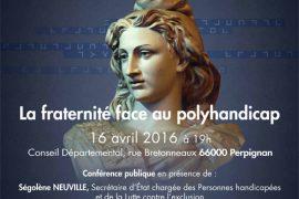 Conférence GODF : La fraternité face au polyhandicap