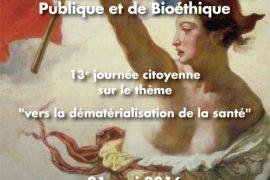 13e Journée Citoyenne : vers la dématérialisation de la santé