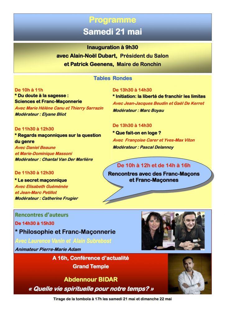 programme salon du livre 2016 VD 11