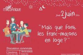 2ème Café maçonnique à Metz : Mais que font les francs-maçons en loge ?