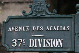 Mort moderne et franc-maçonnerie au Père-Lachaise avec un thanatologue franc-maçon