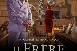 La couverture de Marcas, maître franc-maçon 5. Le frère de sang 3/3