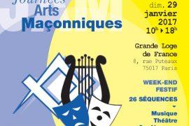 LES JOURNEES D'ARTS MAÇONNIQUES