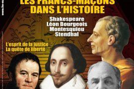 Franc-Maçonnerie Magazine N° 49  : Les Francs-Maçons dans l Histoire