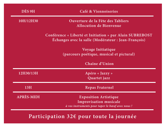 Programme2016 FdesTab 7 octobre2016